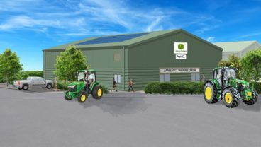 John Deere-ProVQ Apprentice Training Centre training centre 2021 B