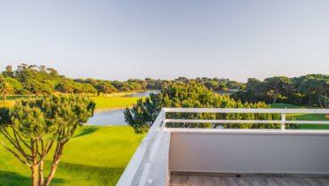 Onyria Quinta da Marinha Hotel balcony view