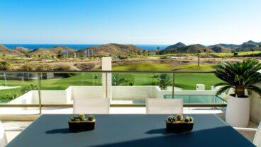 Golf vistas in Málaga