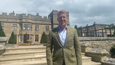 Keith Pickard QHotels Group