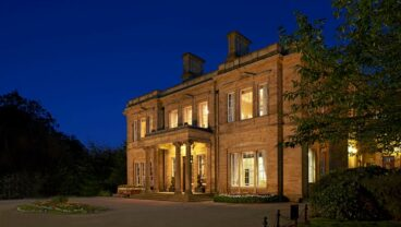 QHotels Group Oulton Hall clubhouse