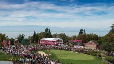 2021 Amundi Evian Championship Rolex sponsorship