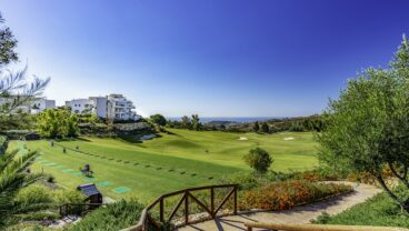 La Cala Resort driving range The Bucket Pros partnership