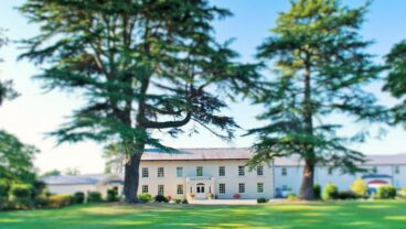 Roganstown Hotel & Country Club the main building