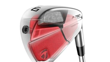 TaylorMade Golf P790 irons in 2021 technology