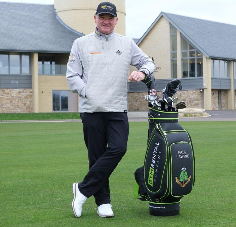 Carnoustie Golf Links Paul Lawrie brand ambassador