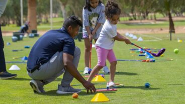 Fun For All The Family At Dirab Golf & Country Club