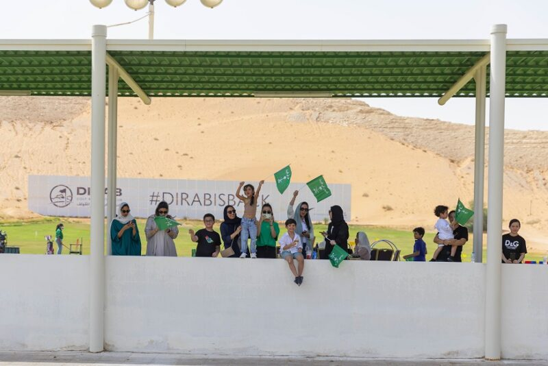 Saudi National Day Celebrations At Dirab Golf & Country Club