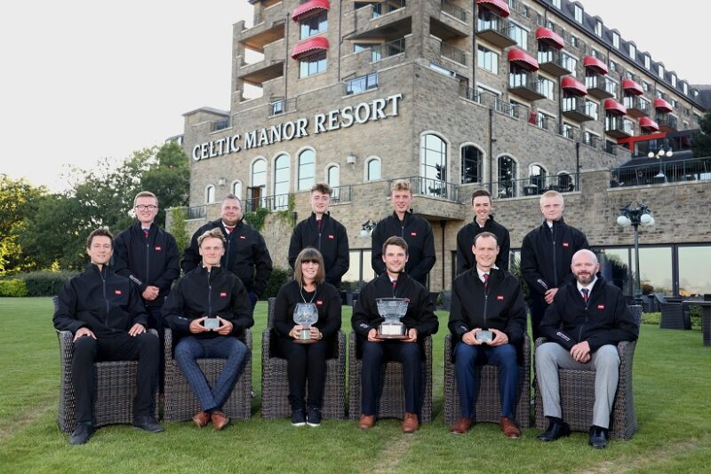The finalists of the Toro Student Greenkeeper of the Year Awards 2021-resized