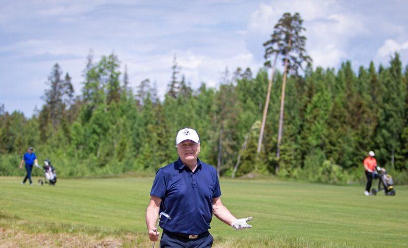 Estonian Pärnu Bay Golf Links Peter Nyberg