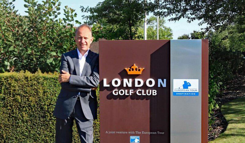 Stephen-Follett London Golf Club